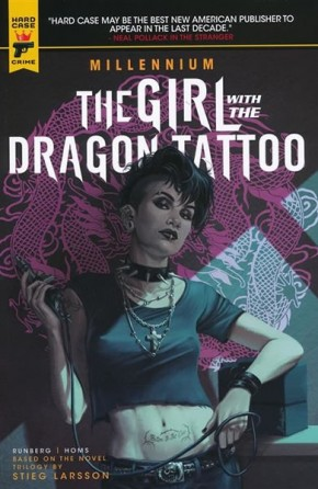 MILLENNIUM GIRL WITH THE DRAGON TATTOO GRAPHIC NOVEL