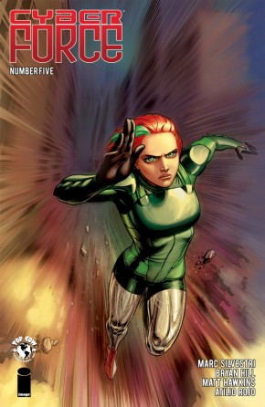CYBER FORCE #5 (2018 SERIES)