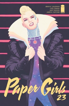PAPER GIRLS #23