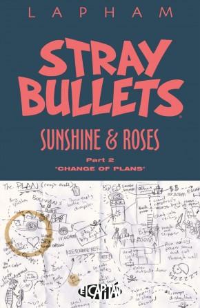 STRAY BULLETS SUNSHINE AND ROSES VOLUME 2 CHANGE OF PLANS GRAPHIC NOVEL
