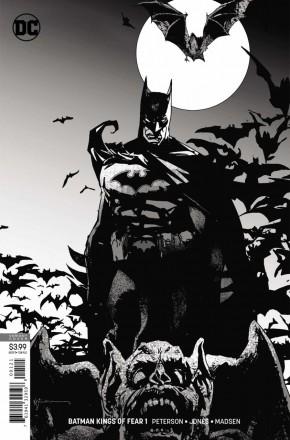 BATMAN KINGS OF FEAR #1 VARIANT