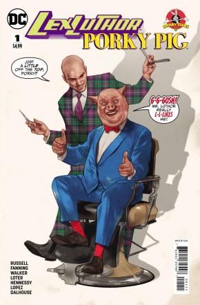 LEX LUTHOR PORKY PIG SPECIAL #1