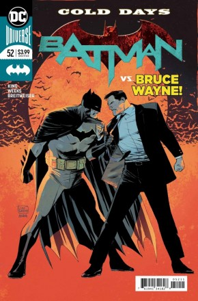 BATMAN #52 (2016 SERIES)