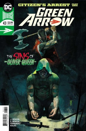 GREEN ARROW #43 (2016 SERIES)