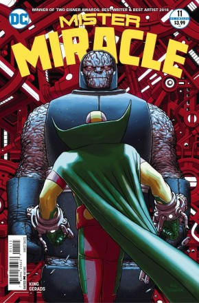 MISTER MIRACLE #11 (2017 SERIES)