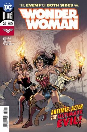 WONDER WOMAN #52 (2016 SERIES)