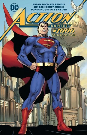 ACTION COMICS #1000 THE DELUXE EDITION HARDCOVER