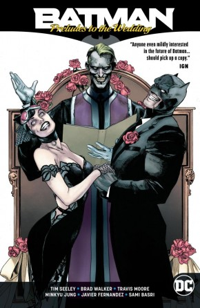 BATMAN PRELUDES TO THE WEDDING GRAPHIC NOVEL