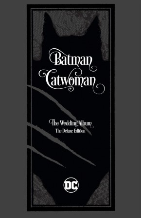 BATMAN CATWOMAN THE WEDDING ALBUM DELUXE EDITION HARDCOVER