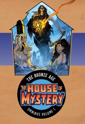 HOUSE OF MYSTERY THE BRONZE AGE OMNIBUS VOLUME 1 HARDCOVER