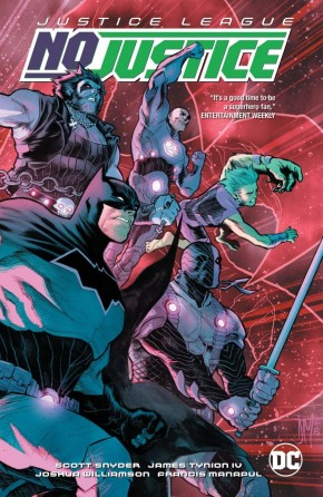 JUSTICE LEAGUE NO JUSTICE GRAPHIC NOVEL