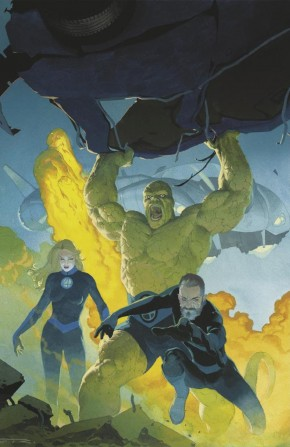 FANTASTIC FOUR #1 RIBIC VIRGIN VARIANT (1 IN 100 INCENTIVE)