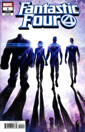 FANTASTIC FOUR #1 PICHELLI TEASER VARIANT (1 IN 10 INCENTIVE)