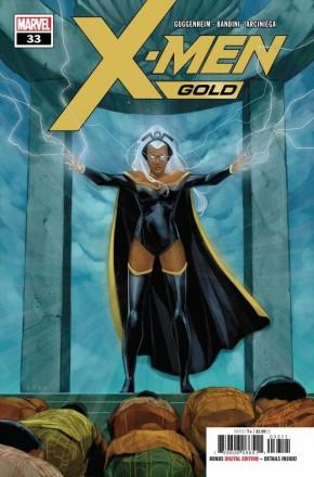 X-MEN GOLD #33