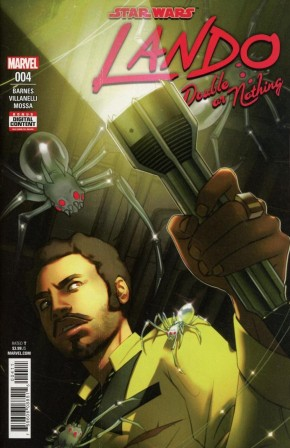 STAR WARS LANDO DOUBLE OR NOTHING #4