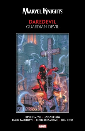 MARVEL KNIGHTS DAREDEVIL BY SMITH AND QUESADA GUARDIAN DEVIL GRAPHIC NOVEL