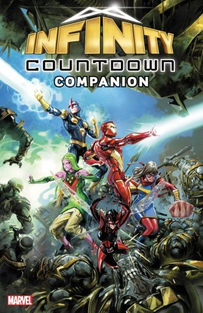 INFINITY COUNTDOWN COMPANION GRAPHIC NOVEL