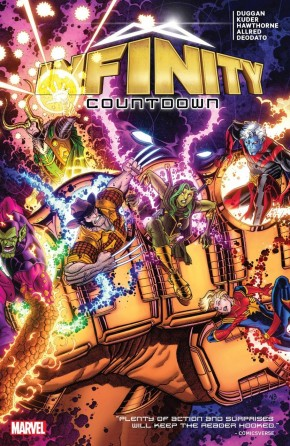 INFINITY COUNTDOWN GRAPHIC NOVEL