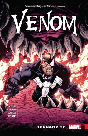 VENOM VOLUME 4 THE NATIVITY GRAPHIC NOVEL