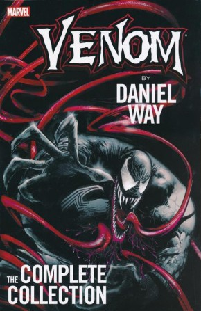 VENOM BY DANIEL WAY COMPLETE COLLECTION GRAPHIC NOVEL (NEW PRINTING)