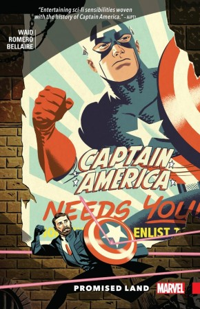 CAPTAIN AMERICA BY MARK WAID PROMISED LAND GRAPHIC NOVEL