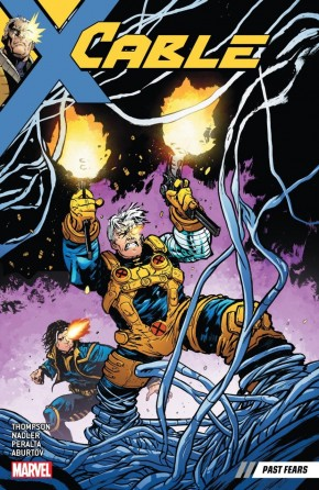 CABLE VOLUME 3 PAST FEARS GRAPHIC NOVEL
