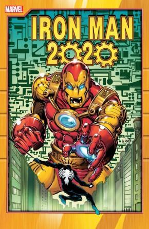 IRON MAN 2020 GRAPHIC NOVEL (NEW PRINTING)