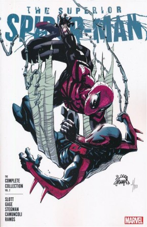 SUPERIOR SPIDER-MAN VOLUME 2 COMPLETE COLLECTION GRAPHIC NOVEL