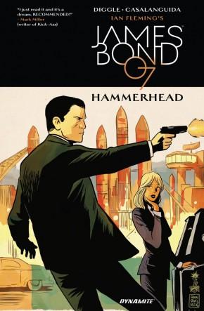 JAMES BOND HAMMERHEAD GRAPHIC NOVEL