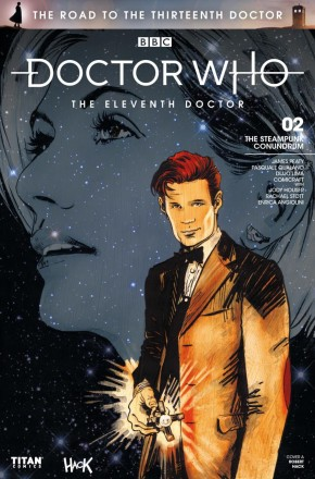 DOCTOR WHO ROAD TO 13TH DOCTOR 11TH DOCTOR SPECIAL #2