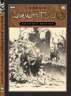 BERNIE WRIGHTSON ARTIFACT EDITION HARDCOVER (NEW PRINTING)