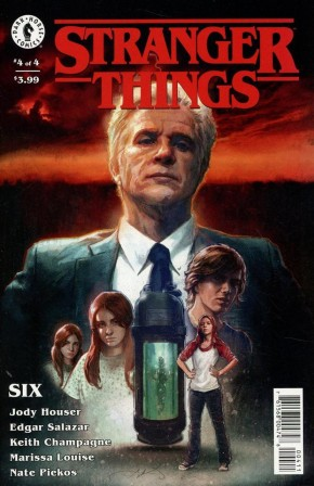 STRANGER THINGS SIX #4
