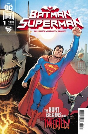 BATMAN SUPERMAN #1 (2019 SERIES) SUPERMAN COVER