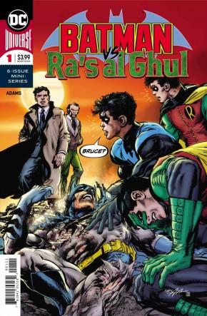 BATMAN VS RAS AL GHUL #1