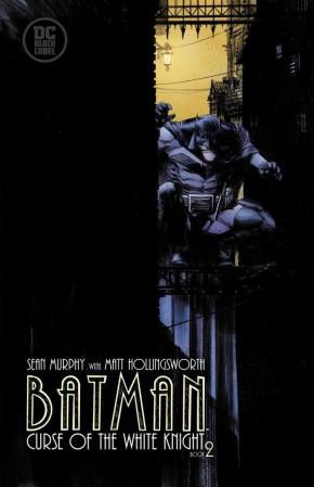 BATMAN CURSE OF THE WHITE KNIGHT #2 SEAN MURPHY VARIANT
