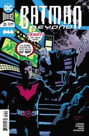 BATMAN BEYOND #35 (2016 SERIES)