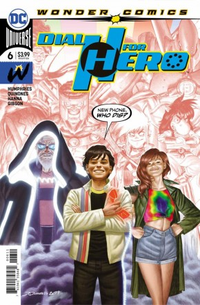 DIAL H FOR HERO #6 (2019 SERIES)