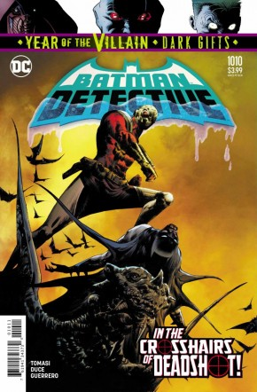 DETECTIVE COMICS #1010 (2016 SERIES)