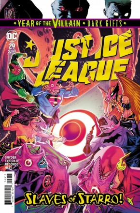 JUSTICE LEAGUE #29 (2018 SERIES)