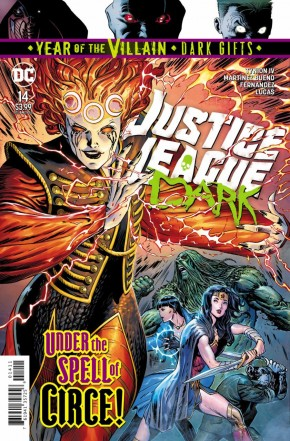 JUSTICE LEAGUE DARK #14 (2018 SERIES)