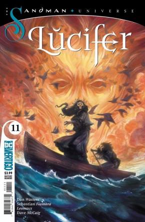 LUCIFER #11 (2018 SERIES)