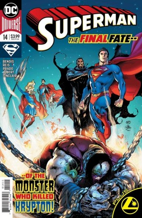 SUPERMAN #14 (2018 SERIES)