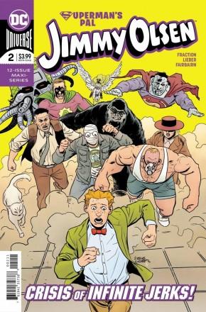 SUPERMANS PAL JIMMY OLSEN #2