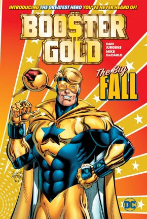BOOSTER GOLD THE BIG FALL HARDCOVER