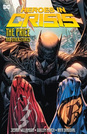 HEROES IN CRISIS THE PRICE AND OTHER TALES GRAPHIC NOVEL