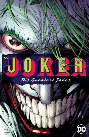 JOKER HIS GREATEST JOKES GRAPHIC NOVEL