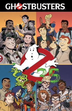 GHOSTBUSTERS 35TH ANNIVERSARY COLLECTION GRAPHIC NOVEL