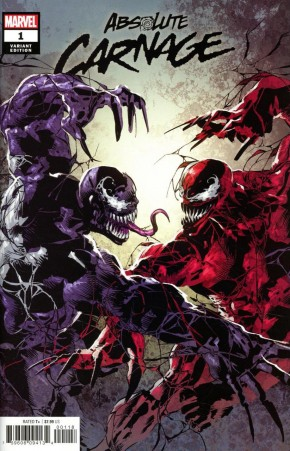 ABSOLUTE CARNAGE #1 DEODATO PARTY VARIANT