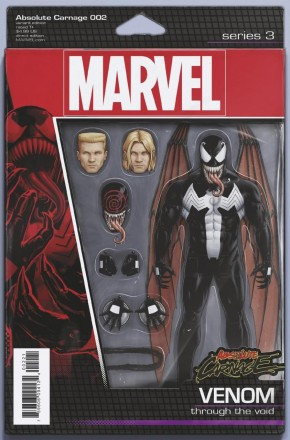 ABSOLUTE CARNAGE #2 ACTION FIGURE VARIANT