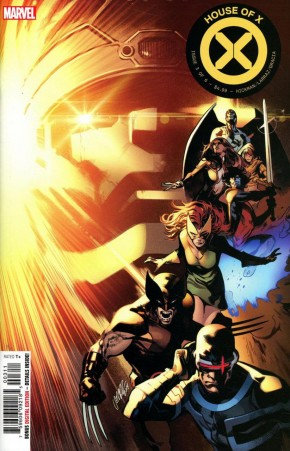 HOUSE OF X #3 (1ST PRINTING)
